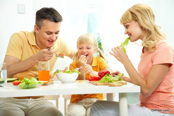 child diet