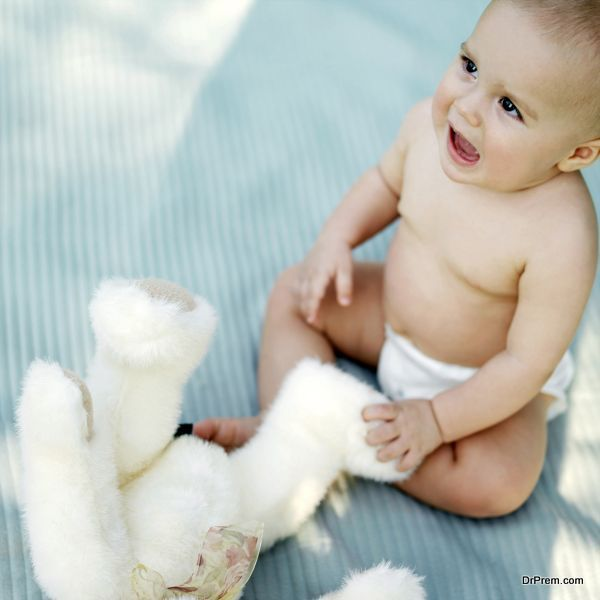 symptoms of separation anxiety in babies