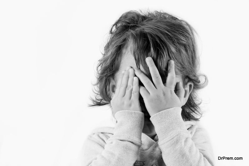 Handle Anxiety In Your Child