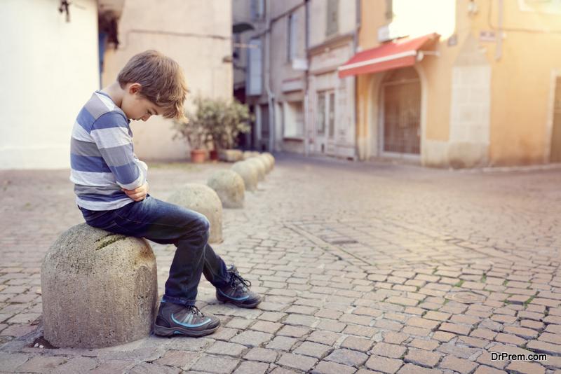Stress and sadness