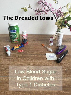Those Dreaded Low's: How to Treat Low Blood Sugar