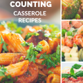 Counting carbs for diabetes in a casserole is tricky. Learn an easy way to count the carbs in what you eat.