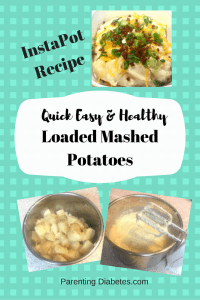 LoadedMashedPotatoes.InstaPot 200x300 InstaPot Healthier Loaded Mashed Potatoes