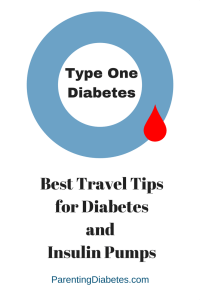 travel tips 200x300 How to Avoid Problems when Traveling with an Insulin Pump