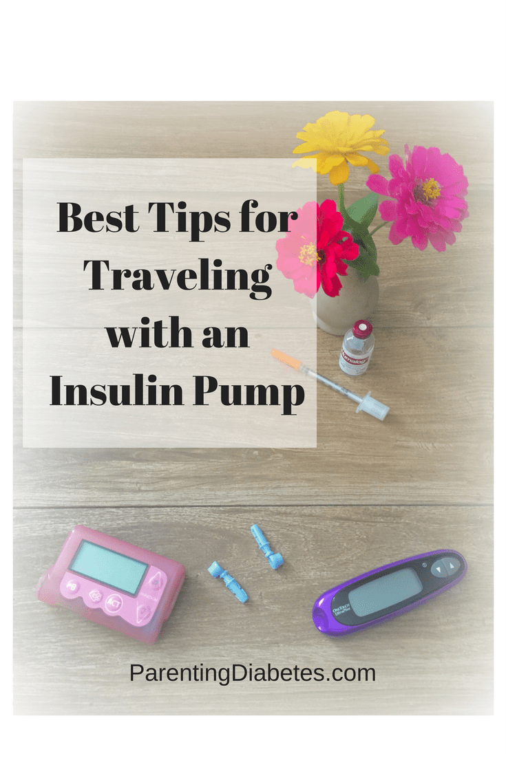 How to Avoid Problems when Traveling with an Insulin Pump