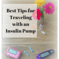 Best practices and tips for traveling with diabetes and an insulin pump. Pin now for later!
