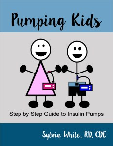 Pumping Kids Book Cover final 232x300 Pumping Kids, a Step by Step Guide to Insulin Pumps for Kids
