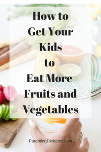 How toGet Your Kidsto Eat More Fruits andVebetables 200x300 Easy Ways to Increase Fruits and Vegetables