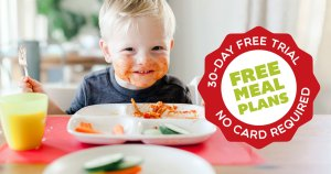 Awesome meal plans and shopping lists for healthy kid friendly menus! Get a free 30 day trial.