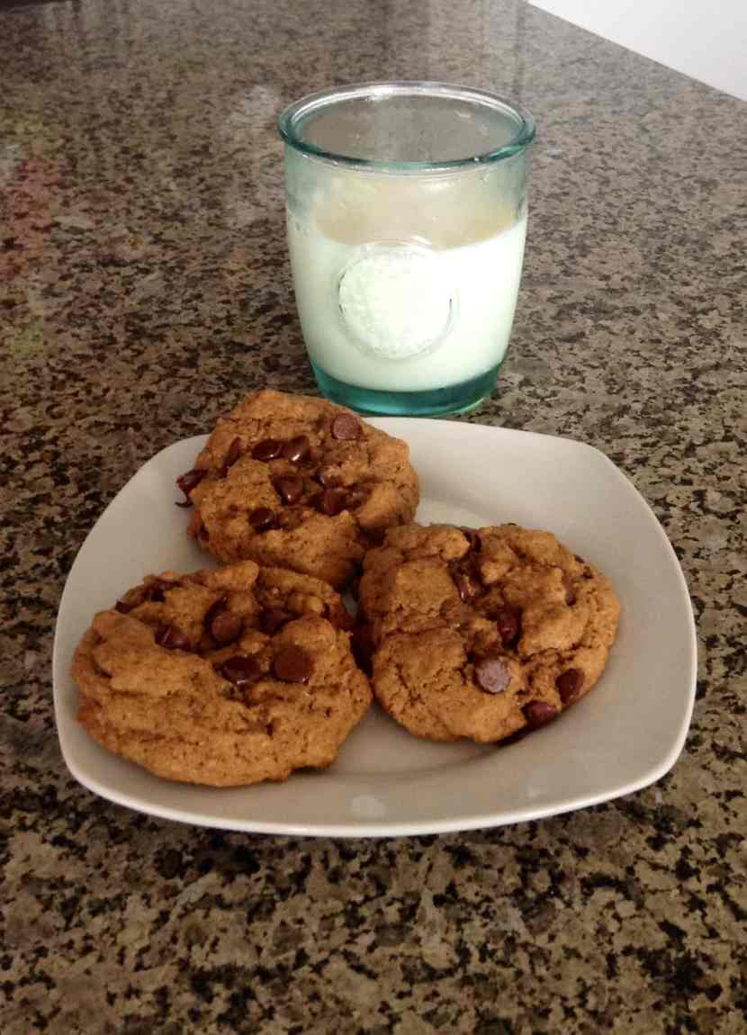Whole Wheat Chocolate Chip Cookie Recipe