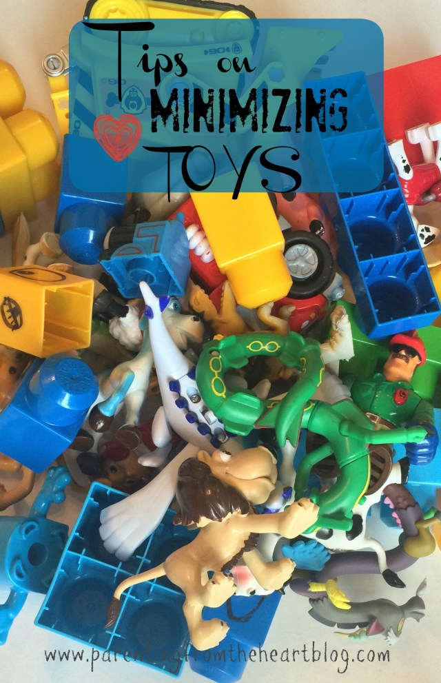 Despite my best efforts, we find ourselves overrun by toys from time-to-time. Here are some of my best strategies on organizing and minimizing toys including research on what makes for the best toys.