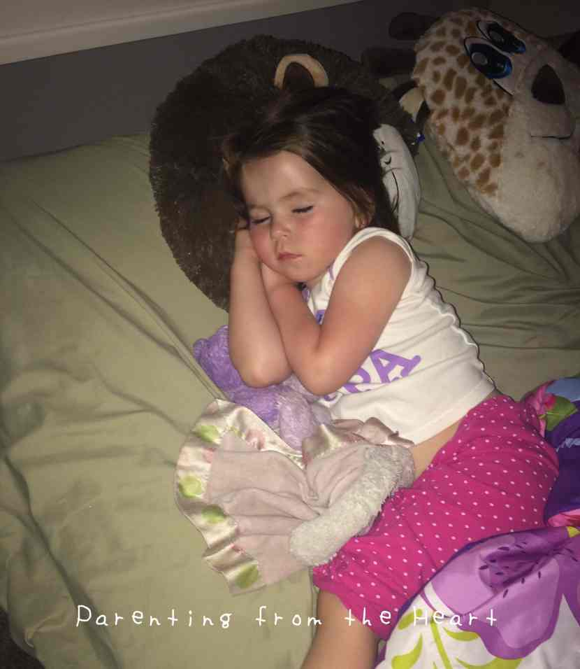 Good and Bad Sleep Props: Help Your Toddler Fall Asleep and Stay Asleep | Parenting from the Heart