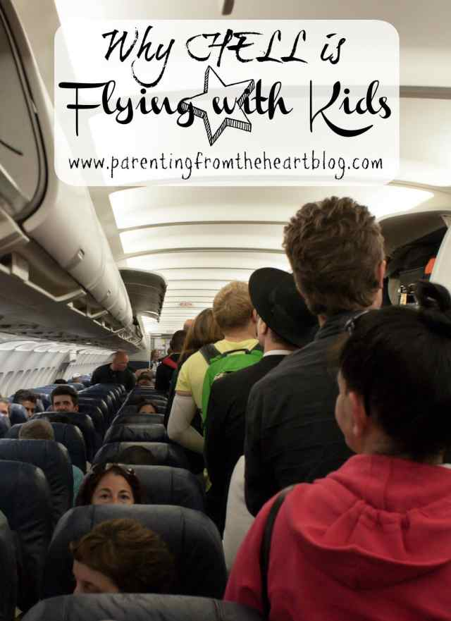 While there are countless articles on successfully flying with kids, read the reasons despite the prep flying with kids is its own version of hell