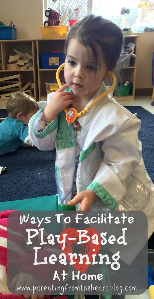 Want to your children to get the most out of your child's play? Facilitate play-based learning at home with these 10 strategies