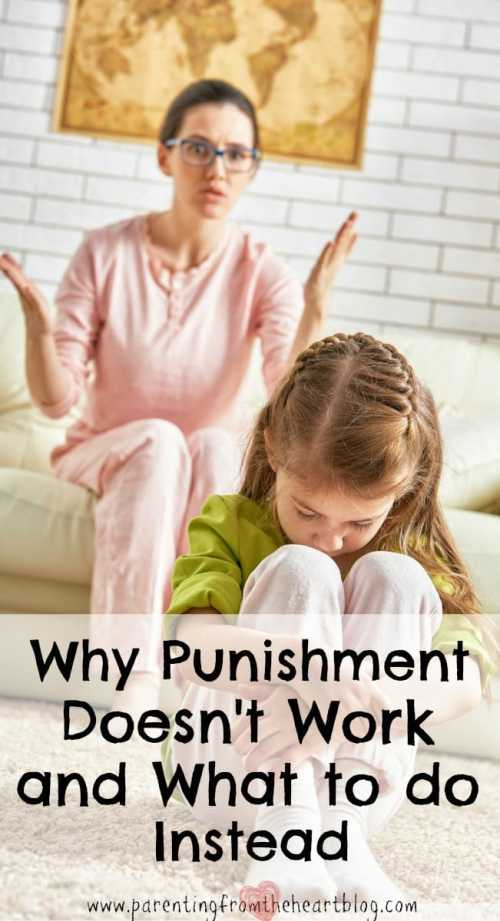 Research has shown time and again that punishment is ineffective when parenting. Find out why punishment doesn't work and what to do instead. These parenting techniques are the best way to raise well behaved, moral children. Authoritarian versus authoritative parenting, developmental psychology, parenting styles, positive parenting tips, gentle parenting strategies, moral reasoning, internal locus of control.