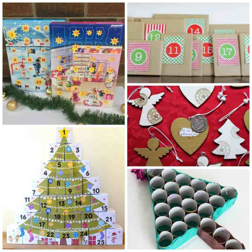15 awesome ideas for advent calendars without candy Advent calendar non chocolate
