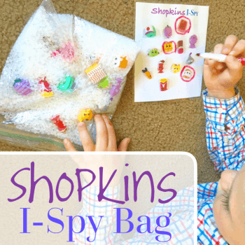 Learn with Shopkins! These little manipulatives are PERFECT for teaching counting, number recognition, basic addition and subtraction. Don't have shopkins? No worries any miniatures work well. Click through to get your free printable. Play-based learning, learning through play