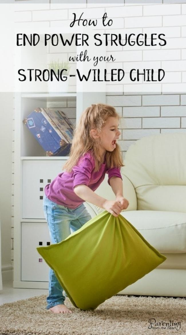 the strong willed child pdf