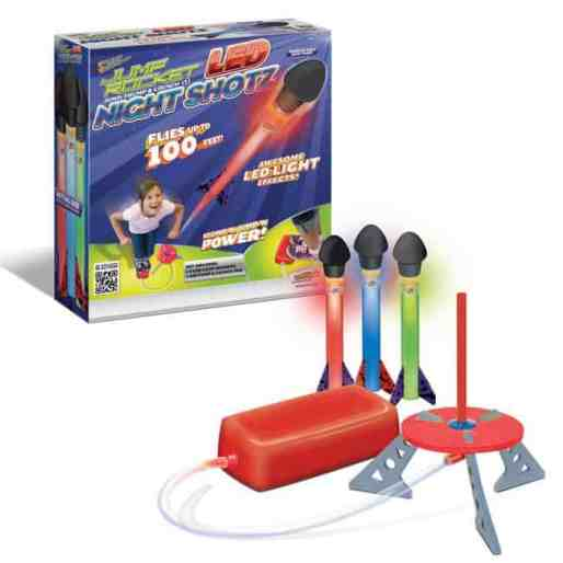 GeoSpace-Jump-Rocket-LED-Night-Shotz | Parenting Healthy