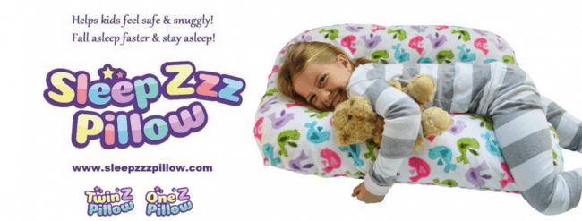 Toddler Pillow To Help Children Sleep Better