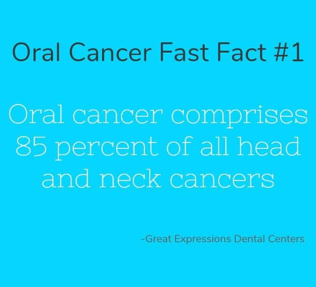 Oral Cancer Awareness: 15 Facts About Oral Cancer