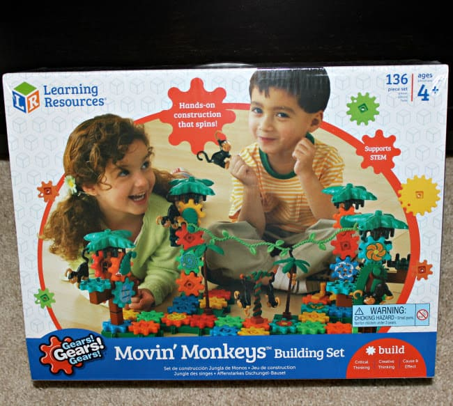 Movin Monkey set