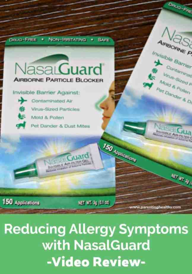 Reducing Allergy Symptoms with NasalGuard - Video Review