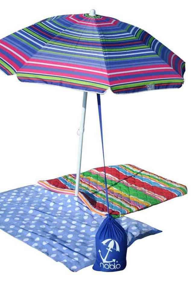 Noblo Beach Umbrella Buddy - Review