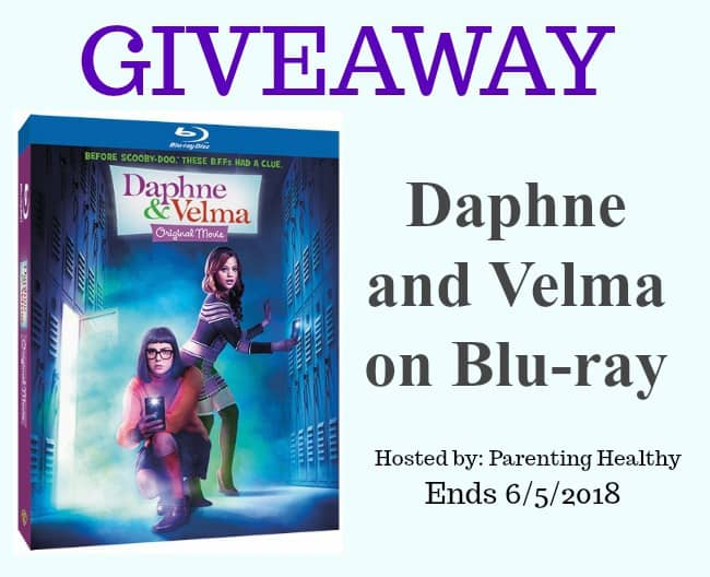 Daphne and Velma App, Slime-Making and Blu-Ray Giveaway