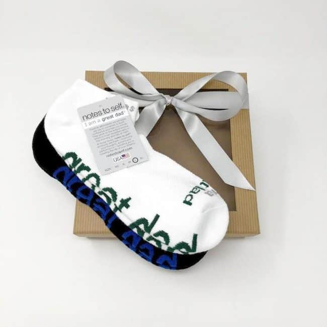 Notes To Self Has Fun Socks For Men, Women and Kids
