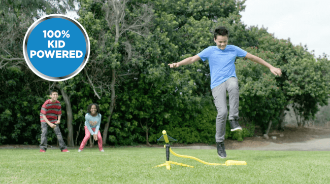 Five STEM-Based Stomp Rocket Launch Toys for Toddlers to Adults