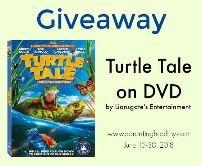 Turtle Tale Movie Has Dove's Seal of Approval - Giveaway