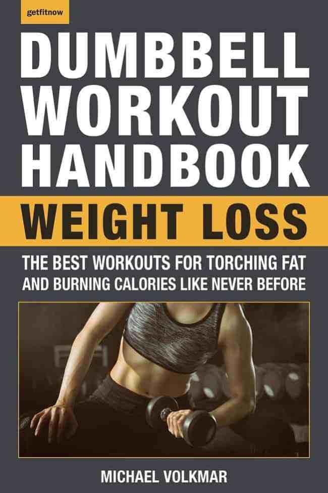 Weight Loss Book Review: Dumbbell Workout Handbook