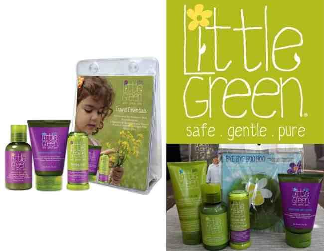 little green baby