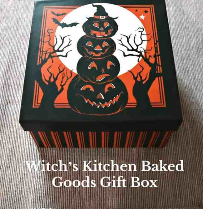 Witch's Kitchen Baked Goods Gift Box