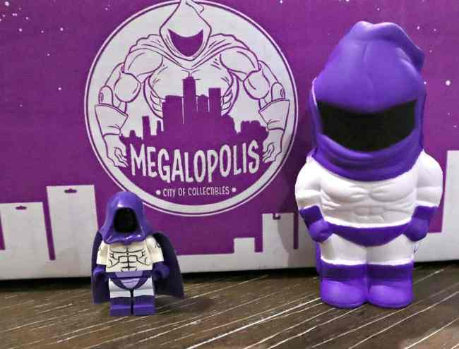 Megalopolis: City of Collectibles Fall Toy Unboxing