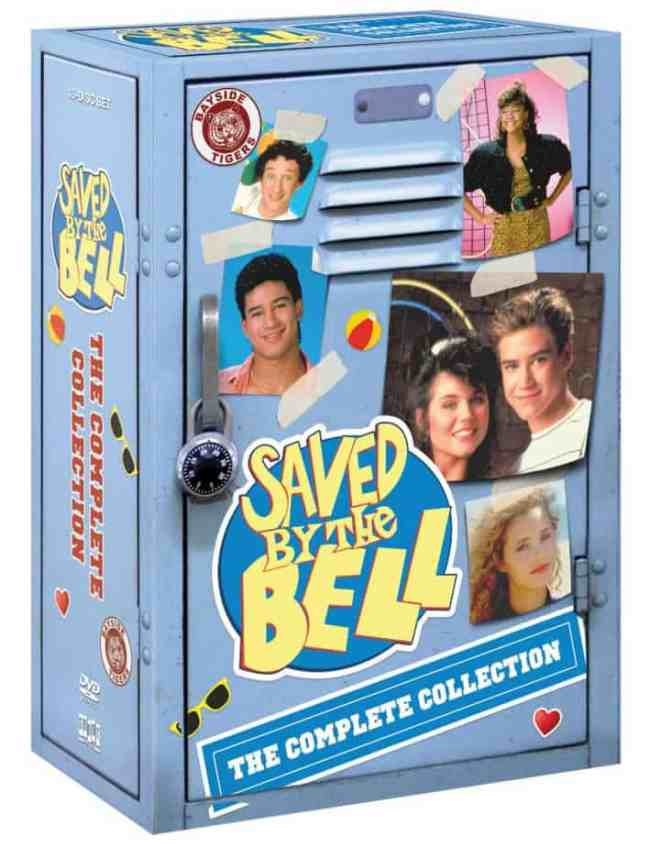 Saved By The Bell: The Complete Collection DVD Set