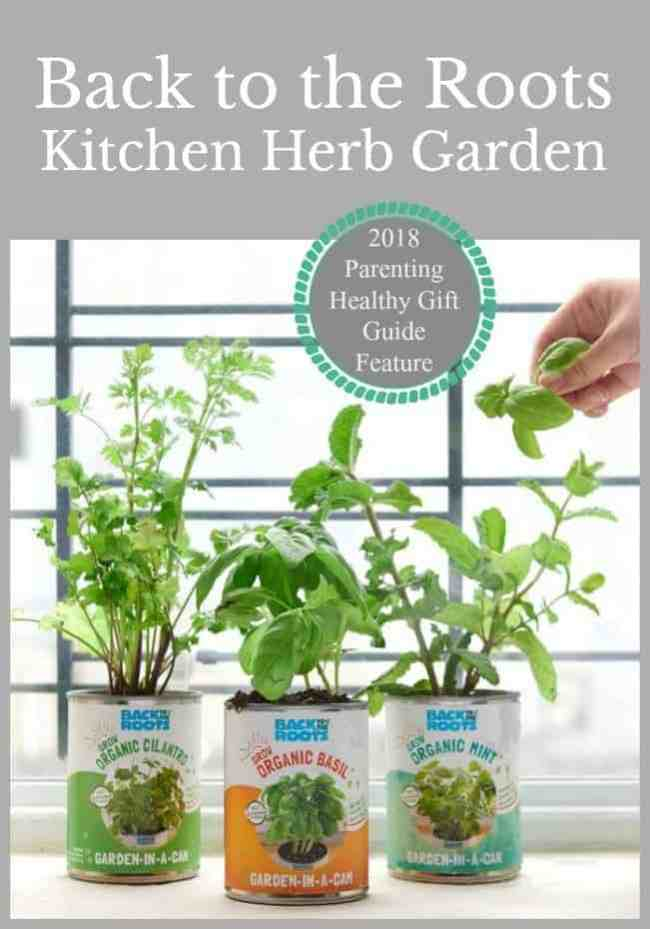 Back to the Roots - Kitchen Herb Garden