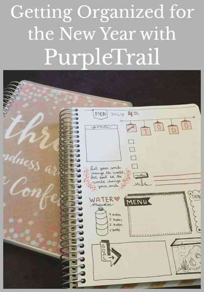 Getting Organized for the New Year with PurpleTrail