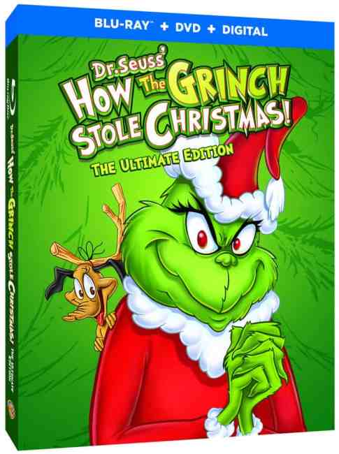 HOW THE GRINCH STOLE CHRISTMAS! THE ULTIMATE EDITION