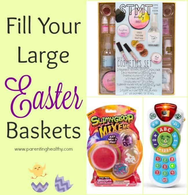 Fill Your Large Easter Baskets