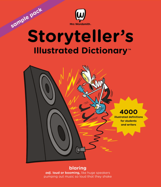 Storyteller's Hollywood-Illustrated Dictionary