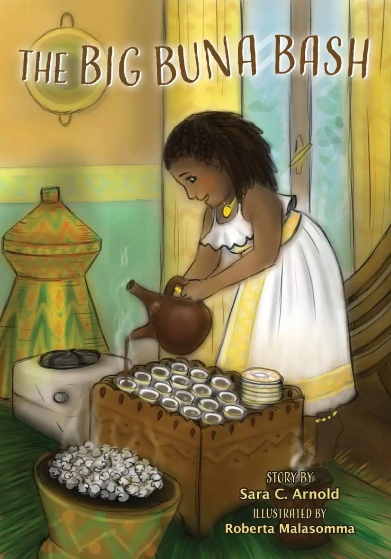 The Big Buna Bash Children's Book