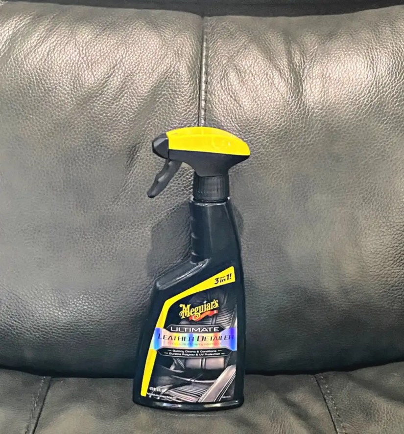 eguiar's Ultimate Leather Detailer