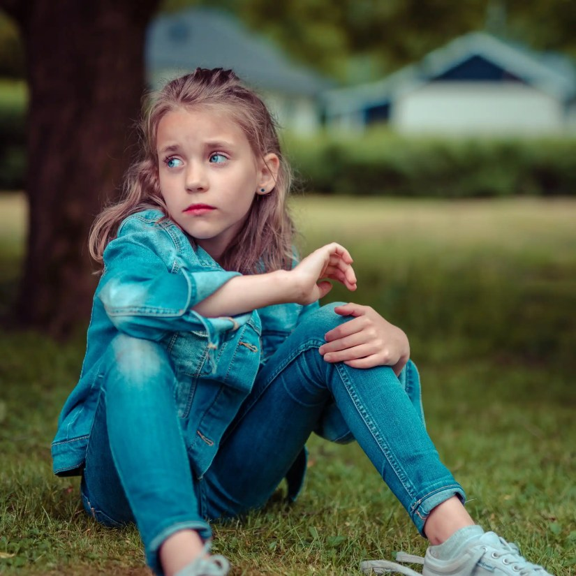 Signs Of PTSD In Children After A Car Accident