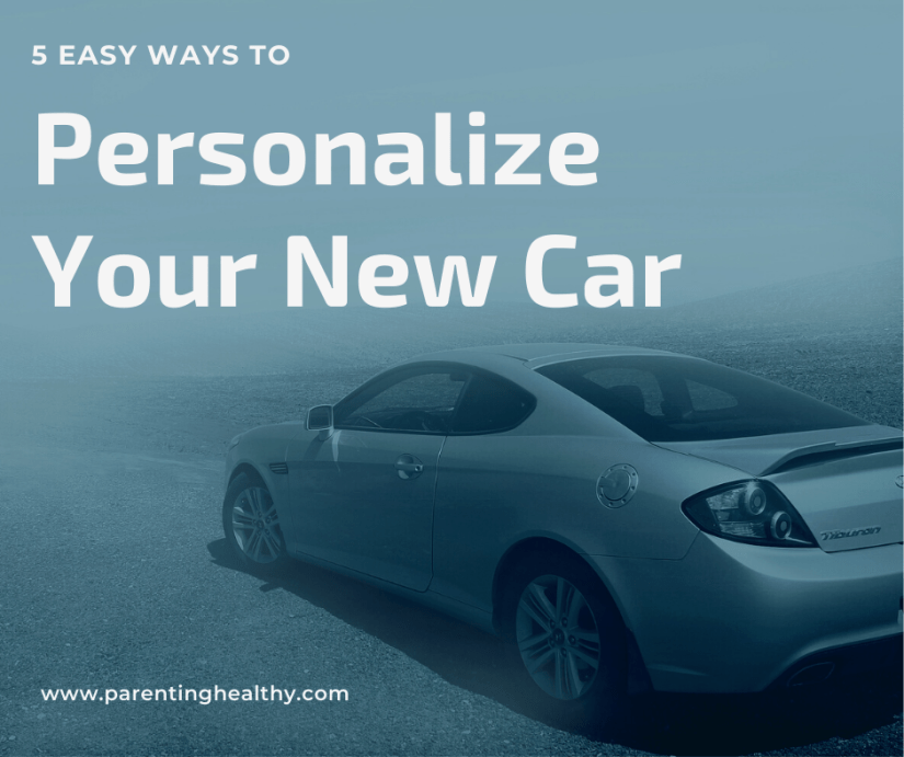 Personalize Your New Car