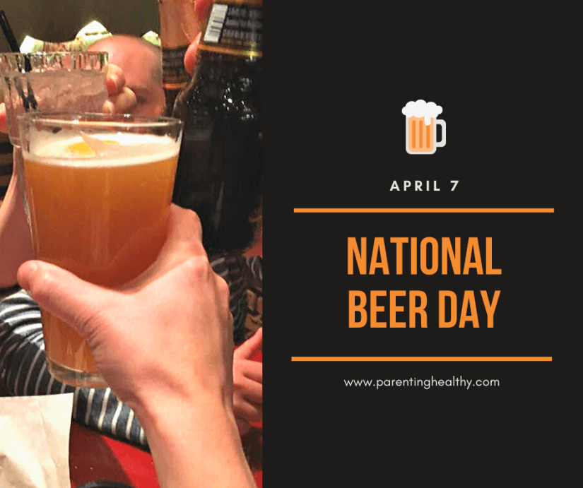 National Beer Day is April 7