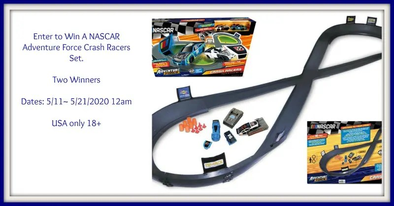 NASCAR RACE Car Set Giveaway (Two Winners)