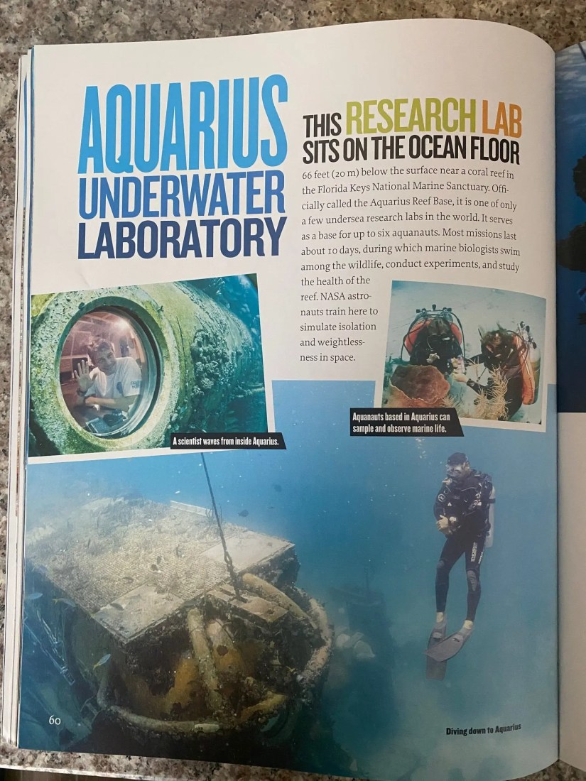 National Geographic Oceans