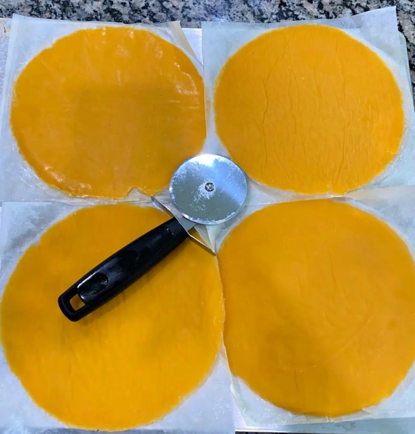 Cut Cheese wrap